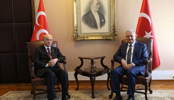 MHP ve AK Parti anayasa taslağında hangi maddelerde uzlaşamıyor?