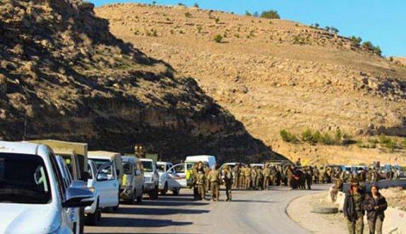 PKK/YPG Münbiç'ten çekiliyor
