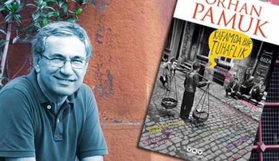 Rusya'dan Orhan Pamuk'a edebiyat ödülü