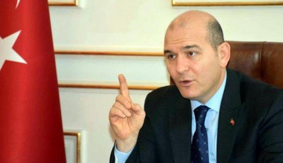 Soylu'dan HDP sıralarına oturan büyükelçilere eleştiri