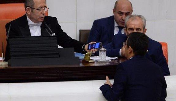 TBMM'de Kılıçdaroğlu'na hakaret krizi!