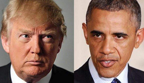 Trump ve Obama buluşuyor