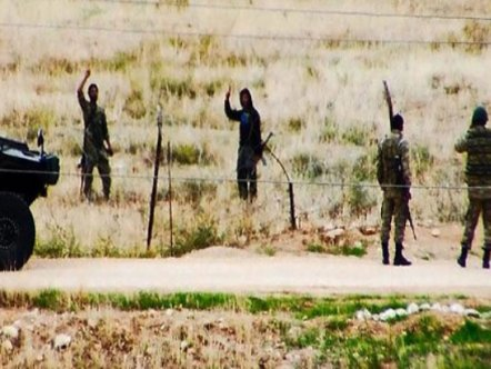 TSK, IŞİD iddiasını doğruladı