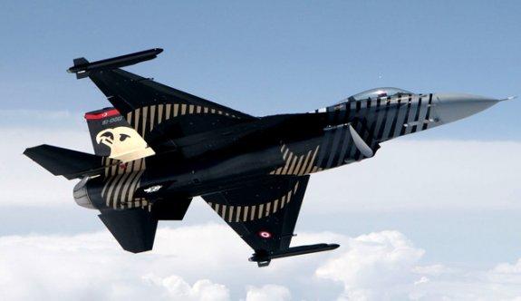 Türk jetleri havalanamıyor...