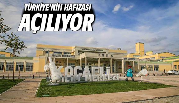 Türkiye'nin hafızası açılıyor