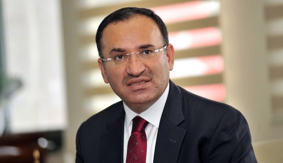Adalet Bakanı Bozdağ: O yetkinin, ortağı olmayacak