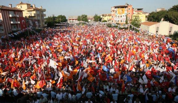 AK Parti'de referandum hazırlığı