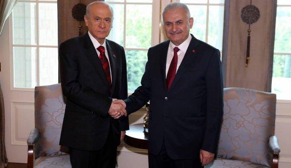 AK Parti ile MHP anayasa metninde anlaştı