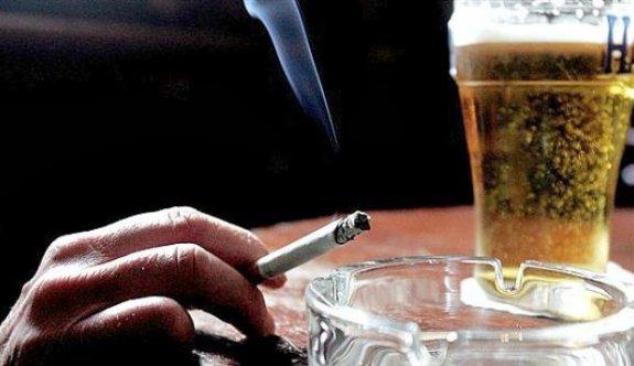 Alkollü içki ve sigaraya zam!
