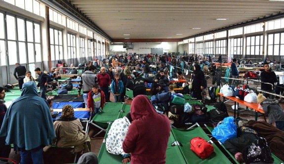 Almanya'yı 55 bin sığınmacı gönüllü terk etti