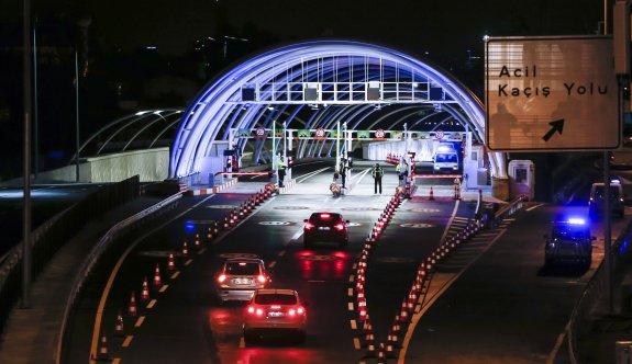 Avrasya Tüneli'nden geçen araç sayısı açıklandı