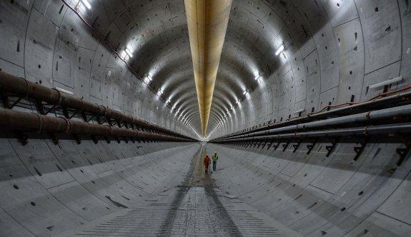 Avrasya Tüneli'nin adı bugün belli oluyor