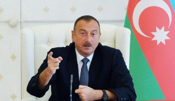 Azerbaycan ve İran arasında gerginlik: Haritadan sileriz!