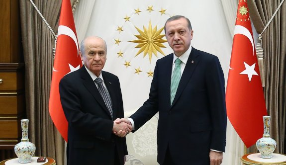 'Bahçeli, Erdoğan'ın yardımcısı olacak'