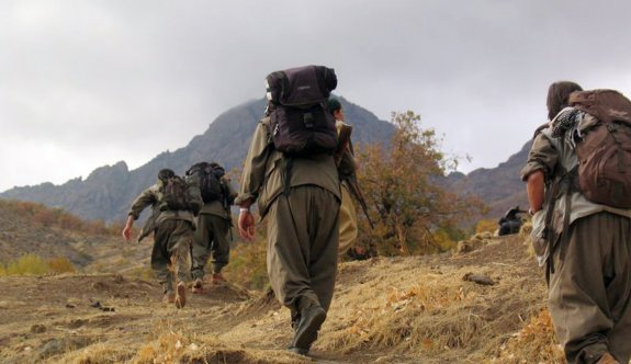 Barzani'nin resti sonrası PKK geri çekildi