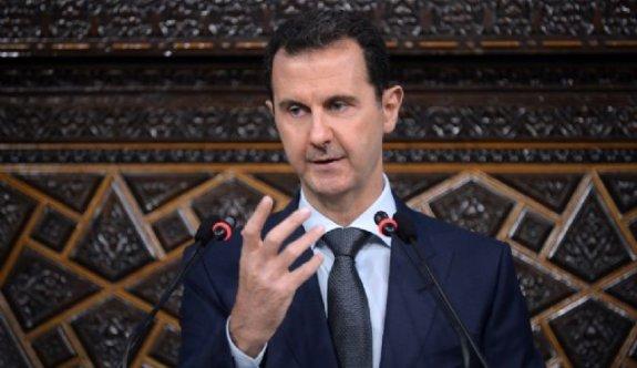 Beşar Esad: Halep'ten sonraki planımız...
