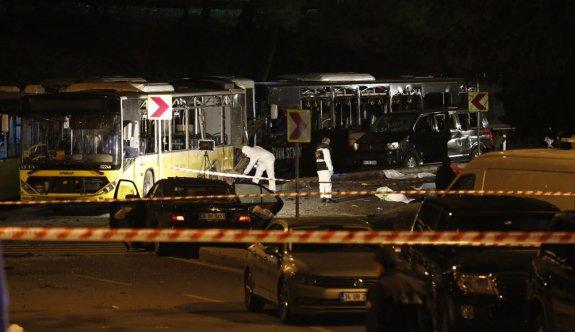 Beşiktaş bombacılarının kimlikleri belirlendi