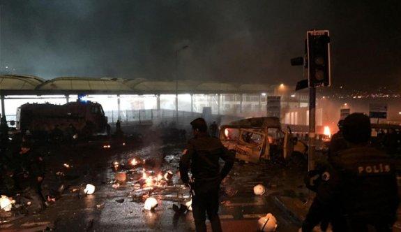 Beşiktaş saldırısıyla ilgili önemli gelişme