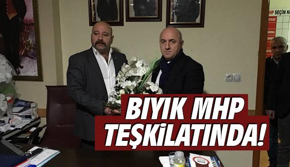 Bıyık MHP Teşkilatında!