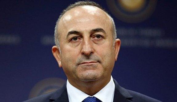 Çavuşoğlu'ndan ABD'ye 'Suriye' daveti