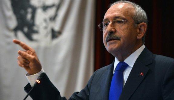 CHP'den Anayasa değişikliğine 7 itiraz!