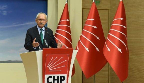 CHP'den terör bildirgesi