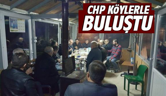 CHP Köylerle buluştu!