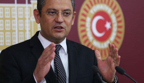 CHP'li Özel'in iddiası Meclis'e karıştırdı!