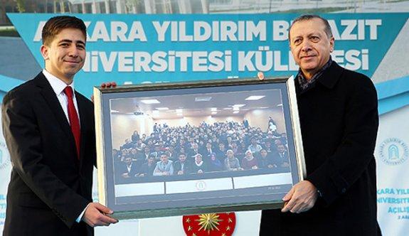 Cumhurbaşkanı Erdoğan: Dünya Türkiye'de toplanıyor