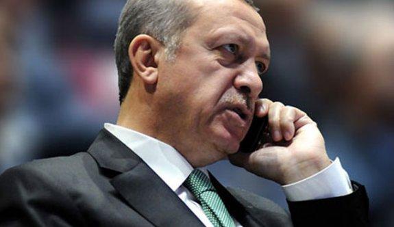 Cumhurbaşkanı Erdoğan, Guterres'le telefonda görüştü