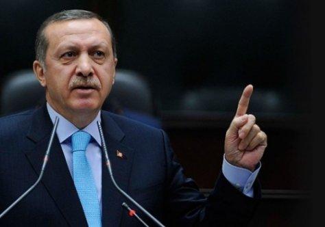 Cumhurbaşkanı Erdoğan: Türkiye ortak saldırı altında