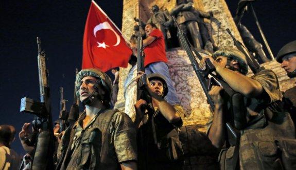 Darbecilerin Ankara'yı 'işgal' parolası
