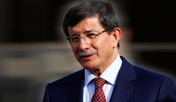 Davutoğlu'ndan 'Öfkeli çocuklar' açıklaması