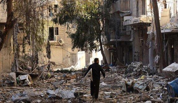 Dışişleri Bakanlığından 'Halep'te ateşkes' açıklaması