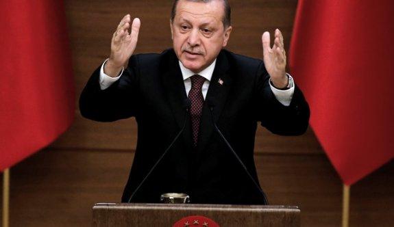 Erdoğan'dan dolar çağrısı