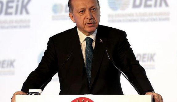 Erdoğan: Kuzey Suriye'de yeni devlete müsaade etmeyeceğiz!