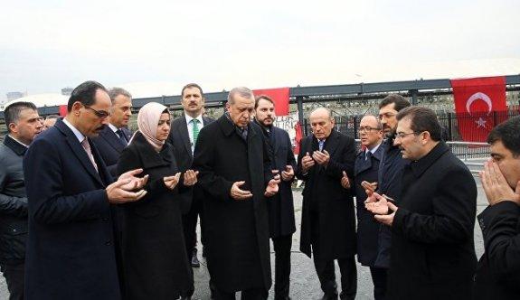 Erdoğan, polislere seslendi: Asla merhamet etmeyin