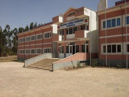 Etiyopya, ulusal günde FETÖ okulunu kullandı