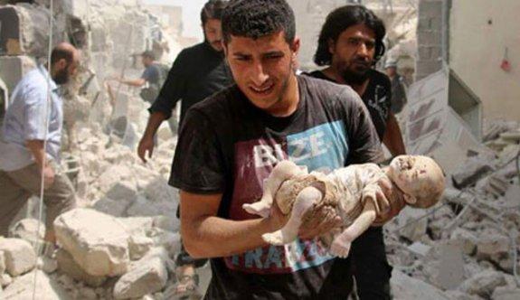 Halep'te insanlık dramı! BM temsilcisi yalvardı