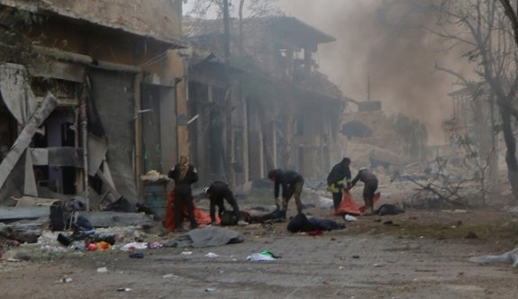 Halep'ten acı çığlık: Bugün kurtardığımız, ertesi gün...