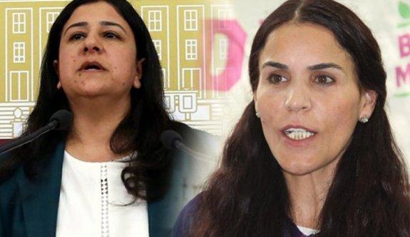 HDP'li iki vekil Meclis çıkışı gözaltına alındı