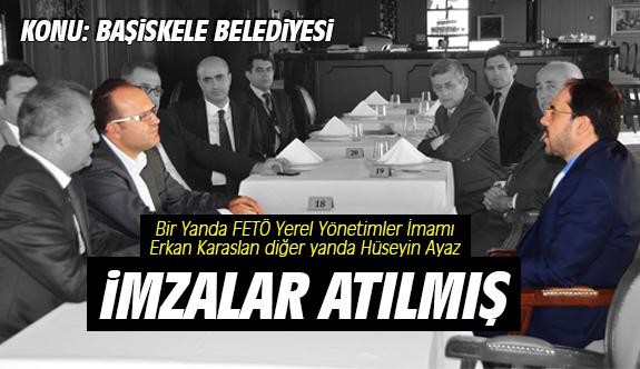 Hüseyin Ayaz ile Erkan Karaaslan arasında ki ilişki!