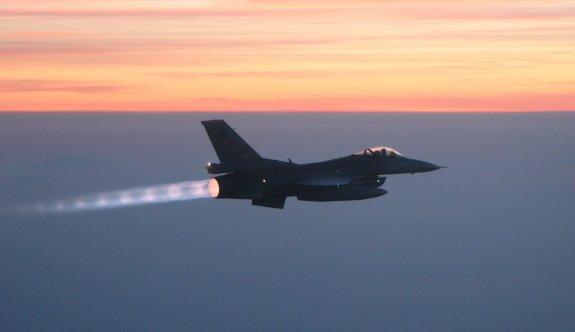 IŞİD'e ait 34 hedef imha edildi