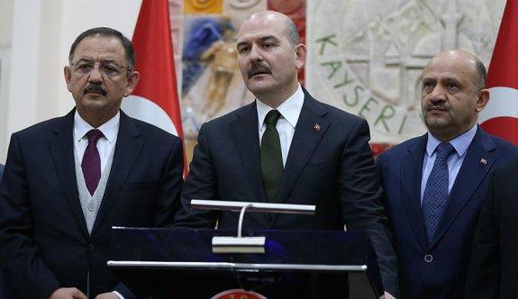 Kayseri'deki saldırıyla ilgili 7 kişi gözaltında