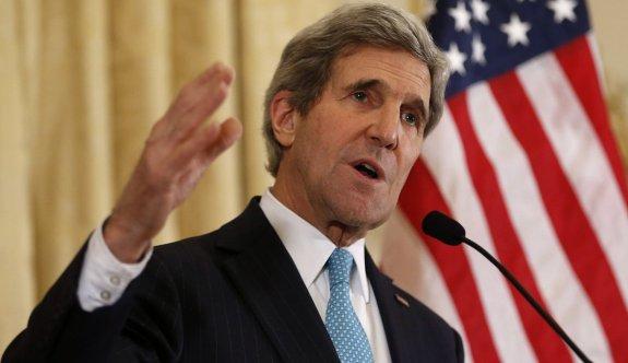 Kerry, Cumhurbaşkanı Erdoğan'ı hedef aldı!