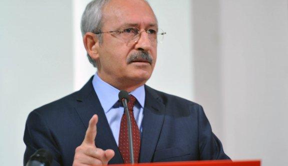 Kılıçdaroğlu'ndan Erdoğan'a: Esad El Bab'da değil, Şam'da