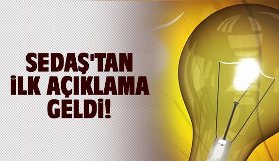 Kocaeli'de ki elektrik kesintileri ile alakalı ilk açıklama geldi