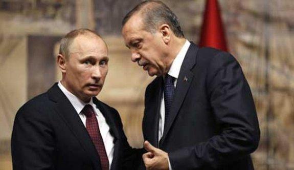 Kremlin: Erdoğan ile Putin görüştü