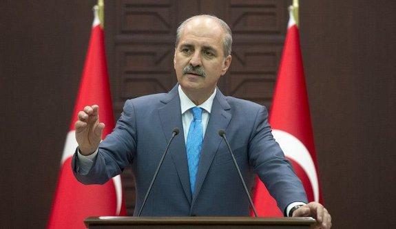 Kurtulmuş'tan kritik PKK açıklaması