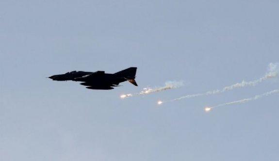 Kuzey Irak'ın Gara bölgesine hava harekatı!